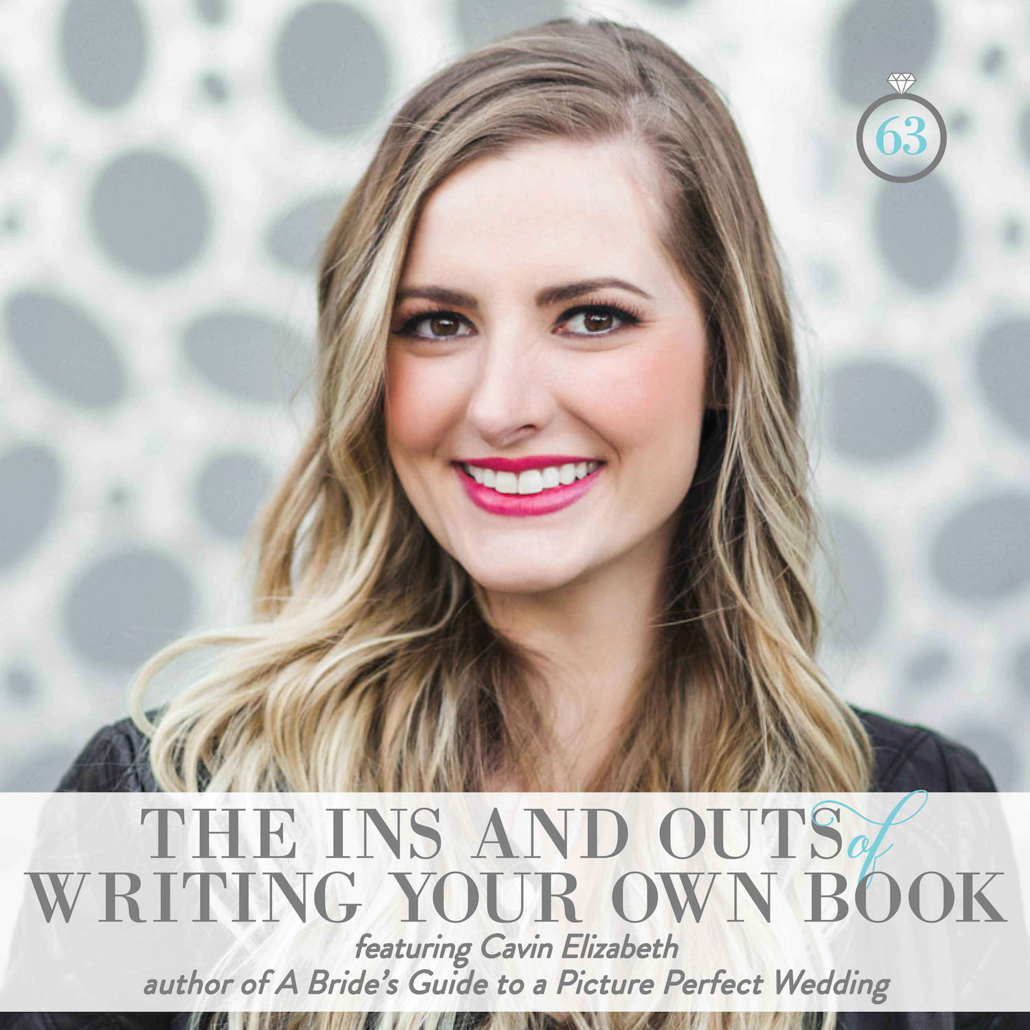 This Week in Weddings Podcast Episode 63 on The Ins and Outs of Writing Your Own Book