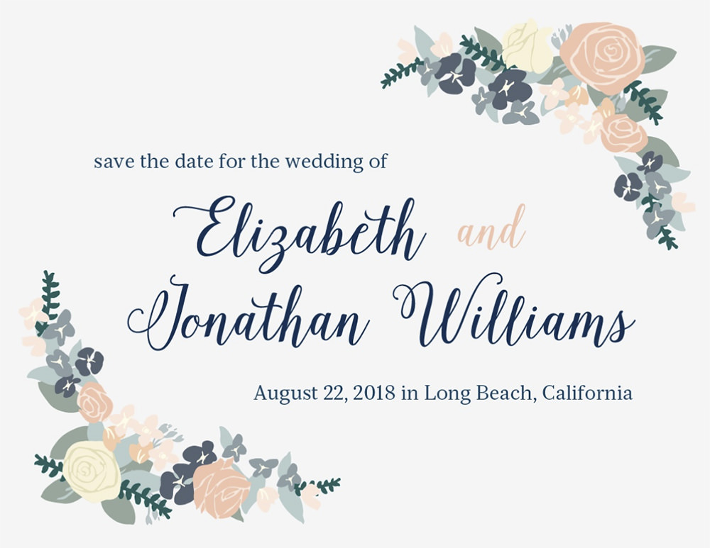 Basic Invite Save the Date