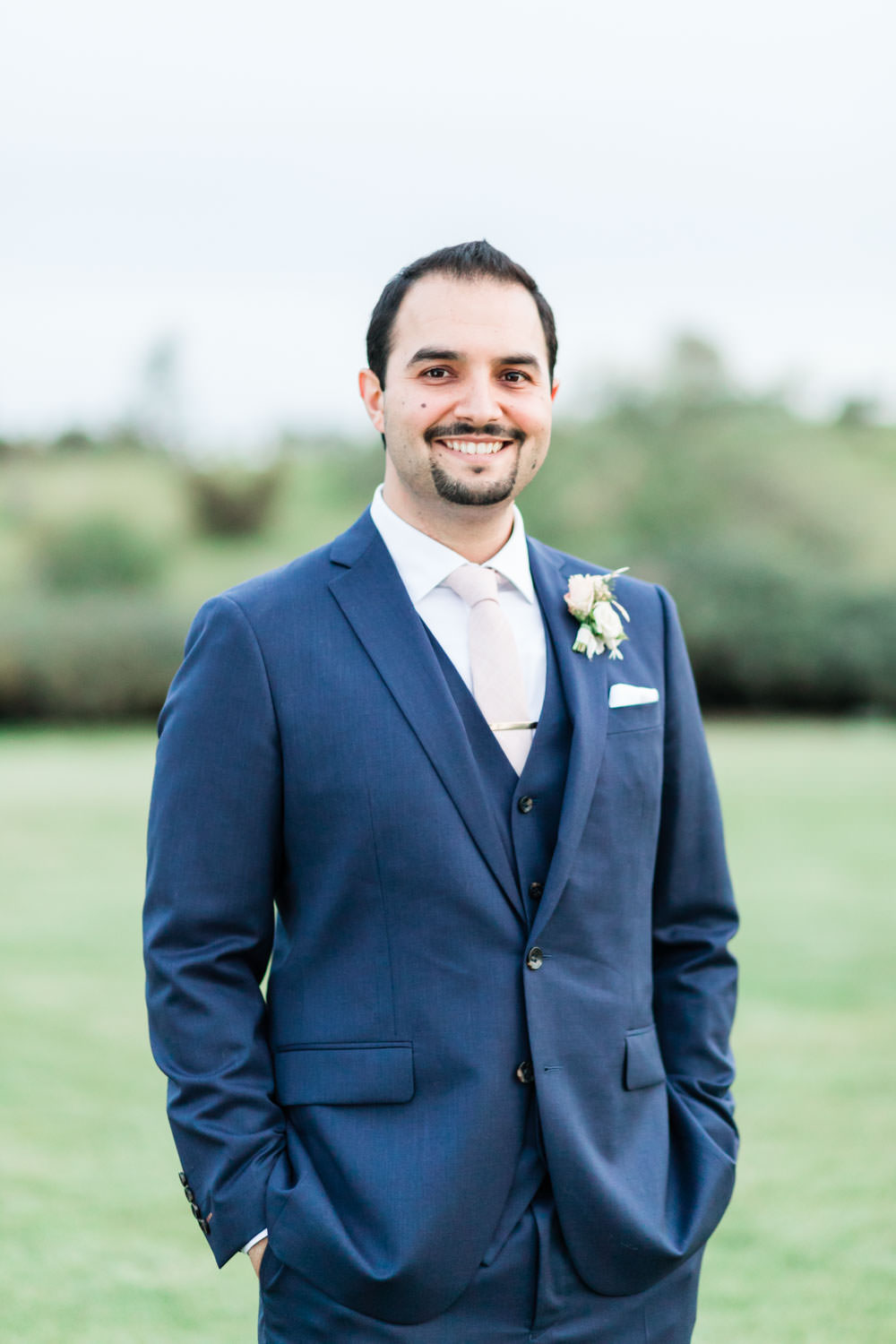 Groom portrait at Ethereal Open Air Resort, Cavin Elizabeth Photography
