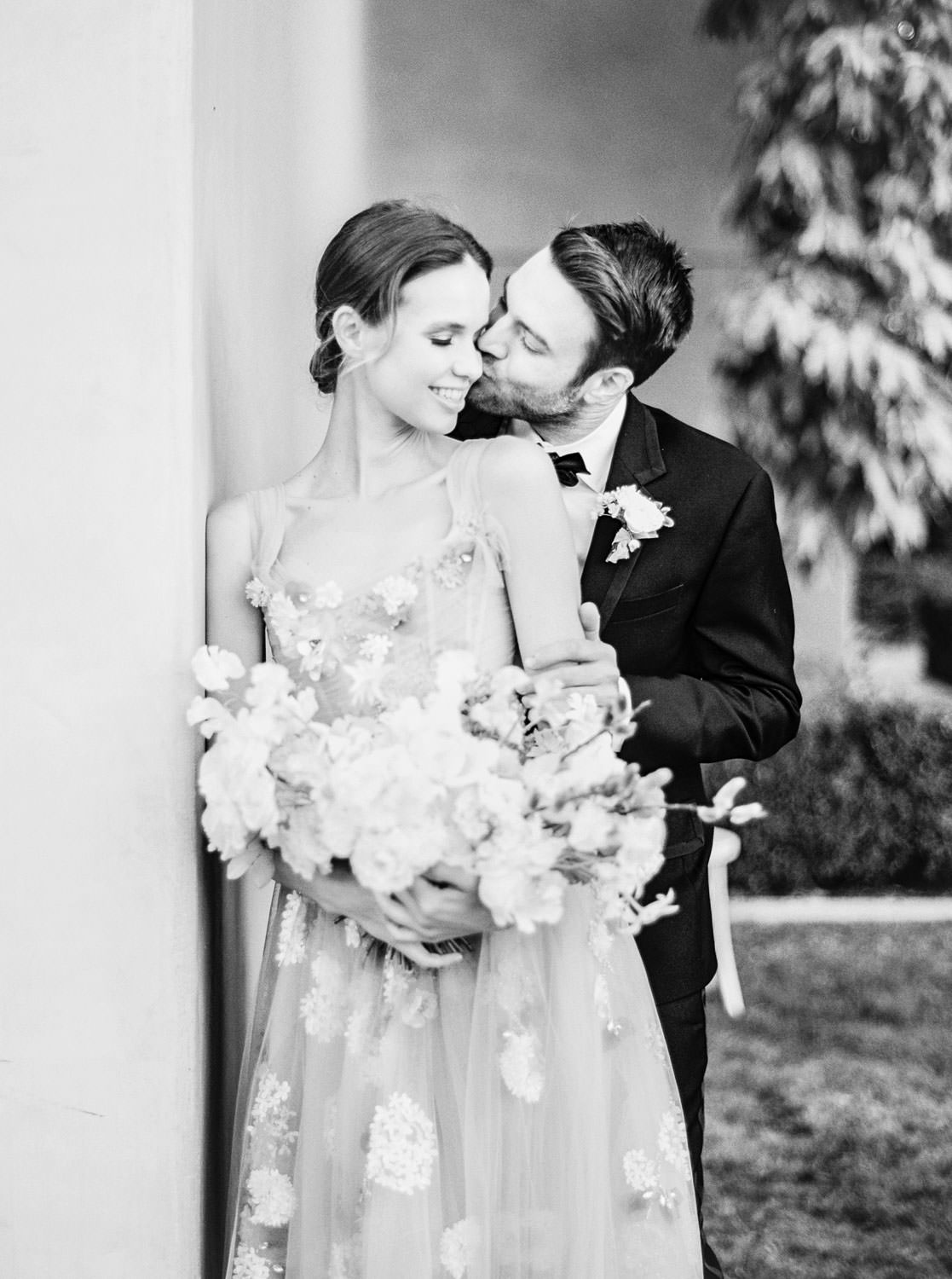 Bride and groom portrait at the Grand Del Mar, Cavin Elizabeth Photography