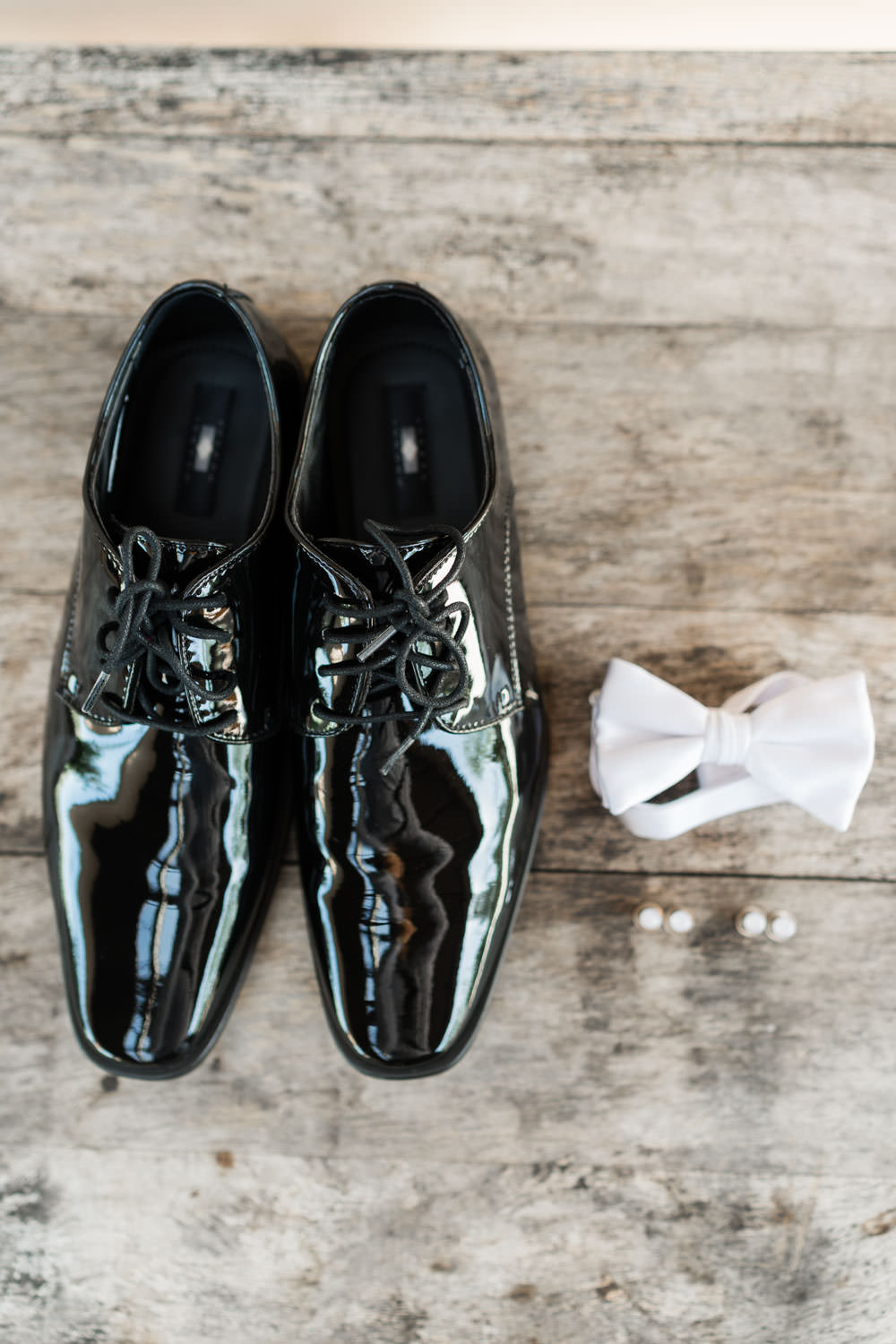 Groom shoes and bowtie, Cavin Elizabeth Photography
