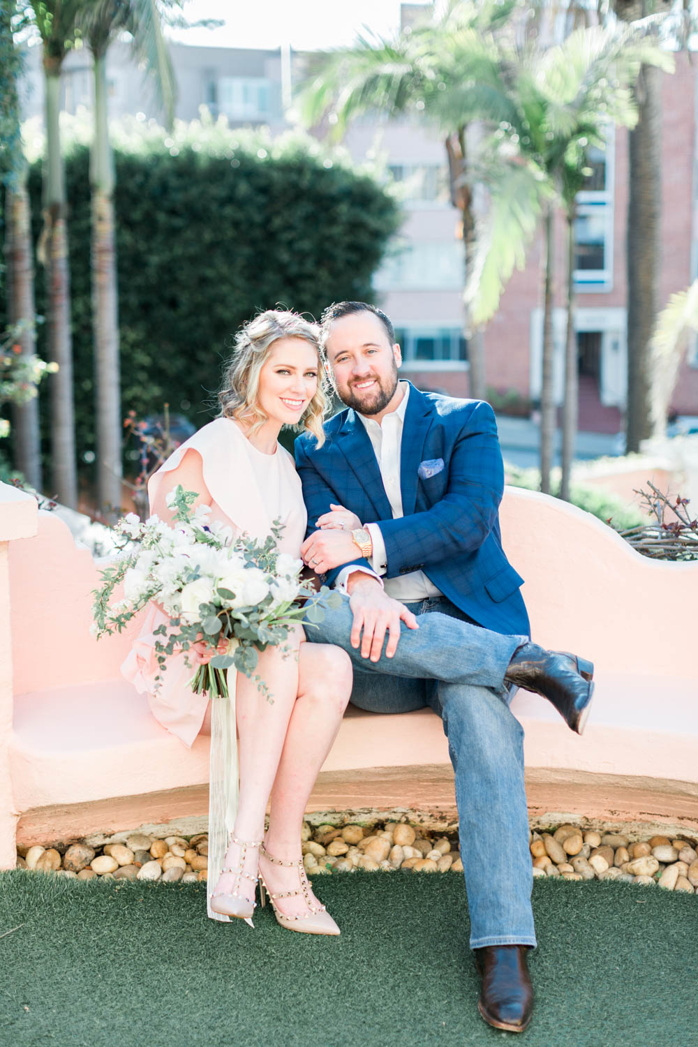 La Valencia Wedding Venue, Cavin Elizabeth Photography