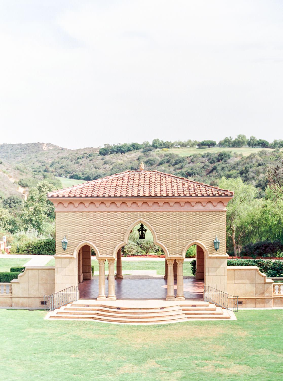 Pavilion at Aria Lawn, Weddings at the Fairmont Grand Del Mar in San Diego, Luxury Mediterranean European inspired venue, film by Cavin Elizabeth Photography