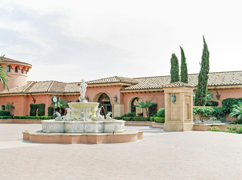 Weddings at the Fairmont Grand Del Mar in San Diego, Luxury Mediterranean European inspired venue, film by Cavin Elizabeth Photography