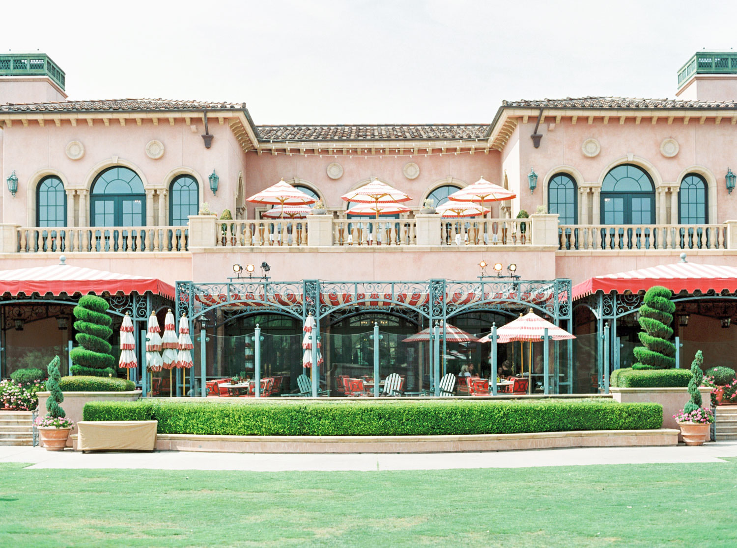 Aria Lawn, Weddings at the Fairmont Grand Del Mar in San Diego, Luxury Mediterranean European inspired venue, film by Cavin Elizabeth Photography