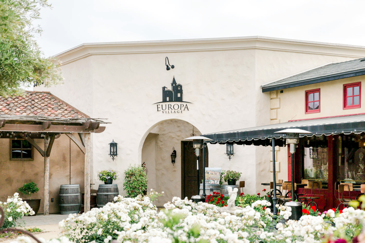 European Wedding Venues in San Diego: Europa Village