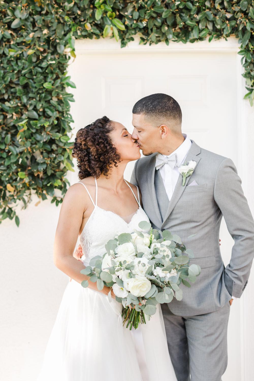 Bride and groom portrait at Temecula Wedding at Villa De Amore, Cavin Elizabeth Photography