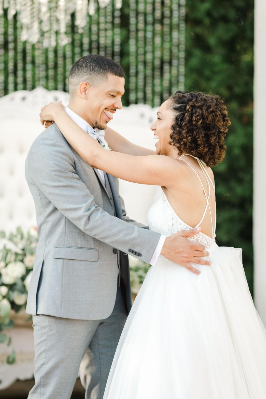 First dance at Temecula Wedding at Villa De Amore, Cavin Elizabeth Photography