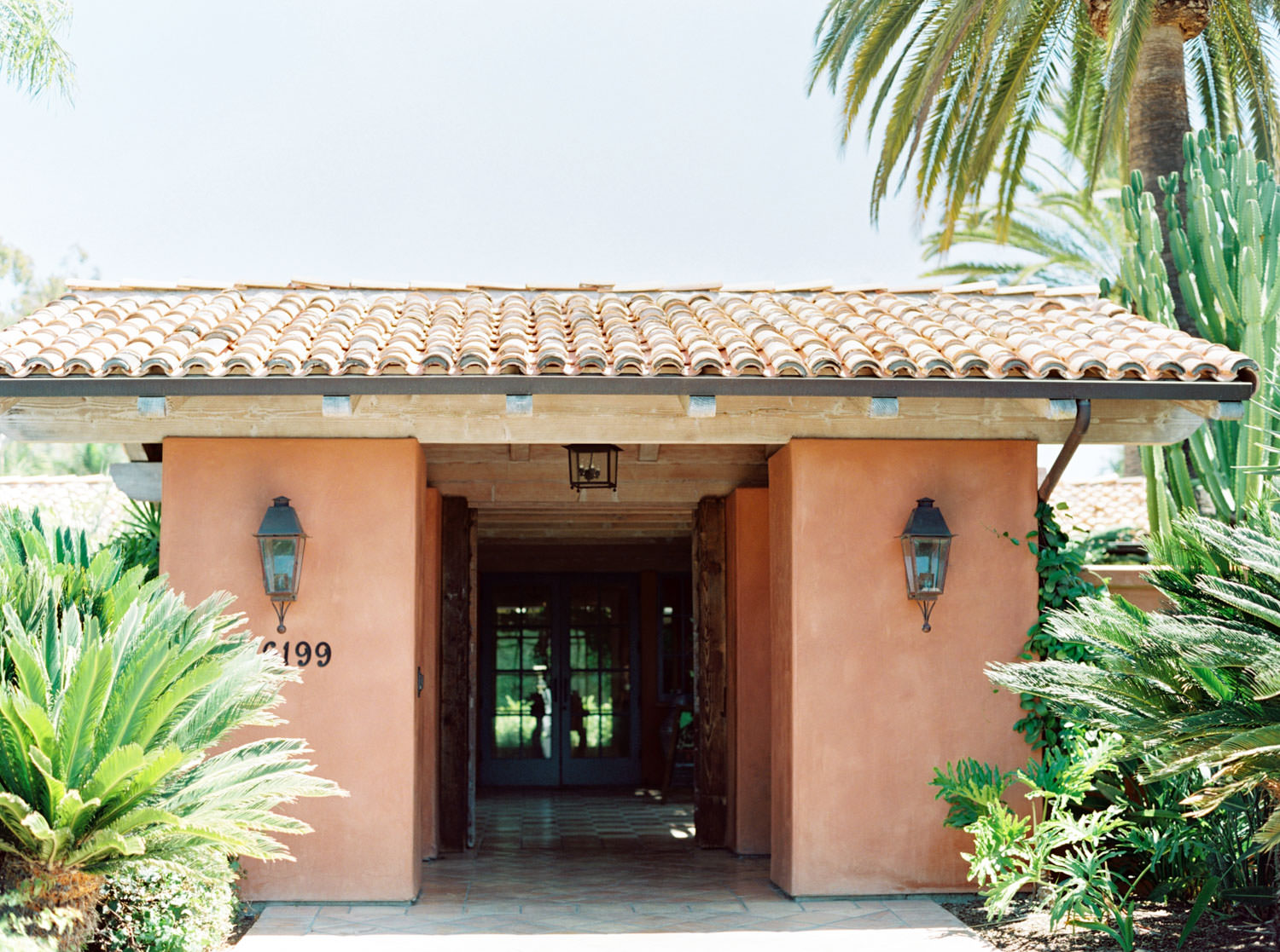 The Spa at Rancho Valencia, Cavin Elizabeth Photography - San Diego film photographer