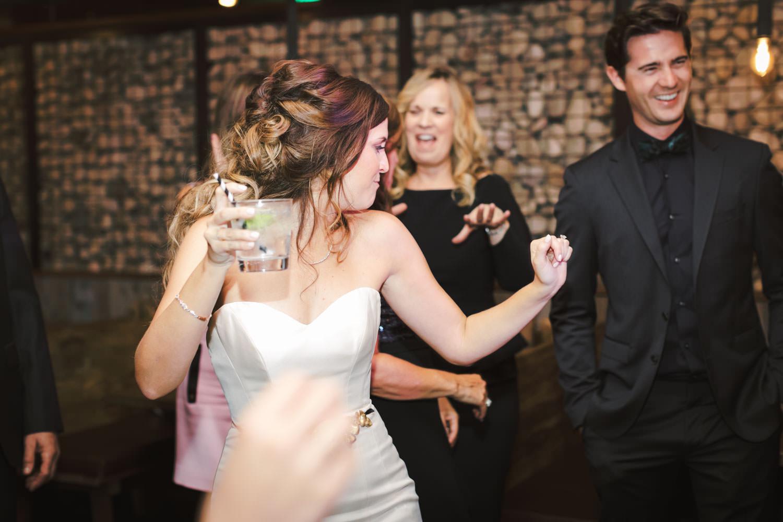 Dancing at Green Acre Campus Pointe Wedding San Diego, Cavin Elizabeth Photography