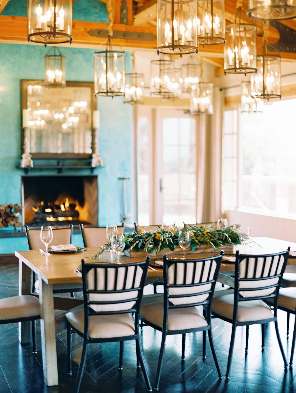 Sunrise Room at Rancho Valencia wedding private venue rental, film by Cavin Elizabeth Photography