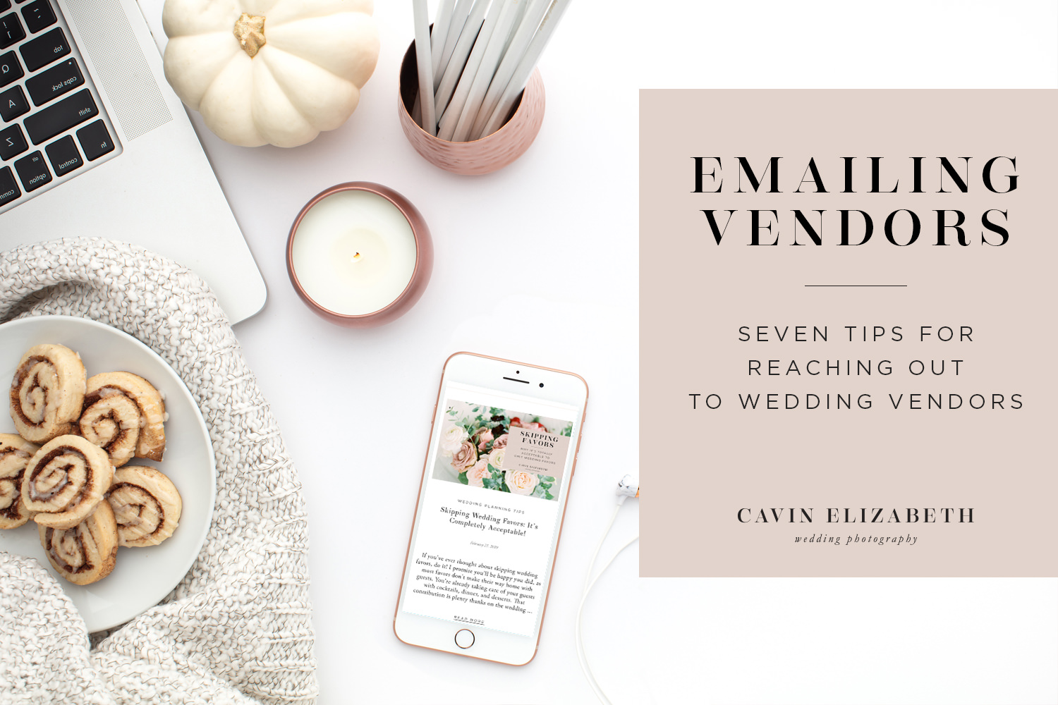 7 Tips for Contacting Potential Wedding Vendors. Tips for emailing vendors and getting back the responses you need.