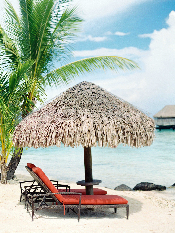 island honeymoon beach lounge