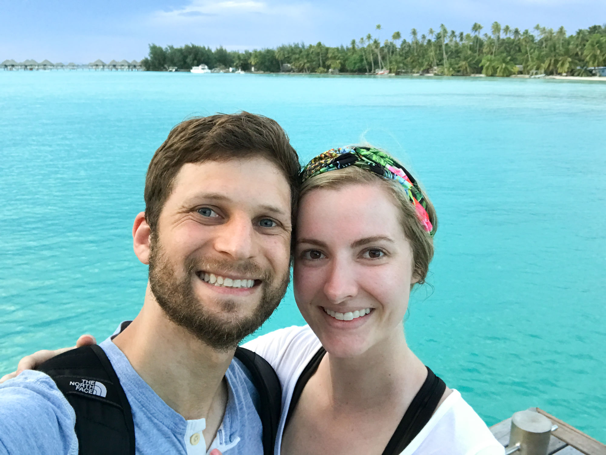 Our Honeymoon at InterContinental Bora Bora