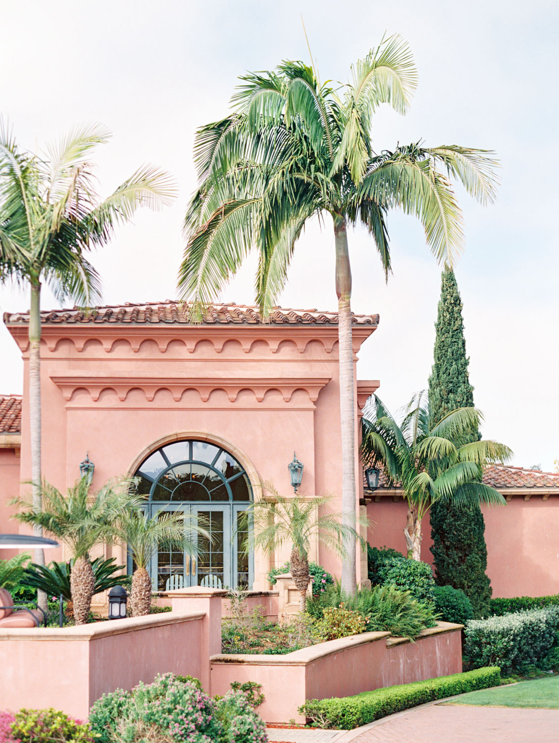 Fairmont Grand del Mar wedding published on Martha Stewart Weddings