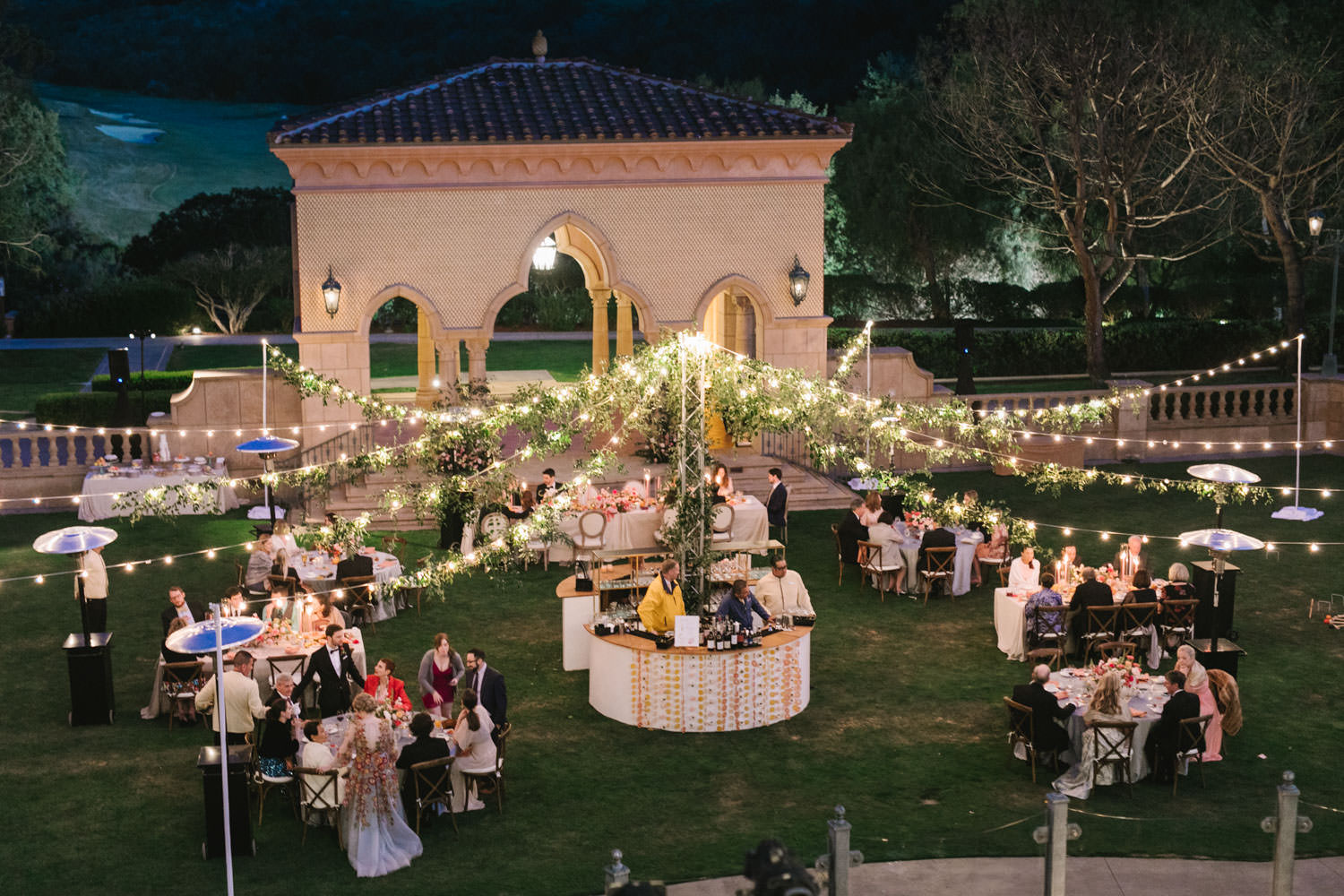 5 Outdoor Wedding Reception Tips For The Perfect Al Fresco