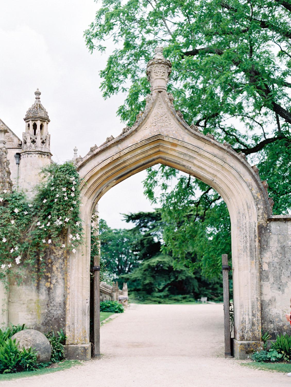 Lacock Abbey entrance in England, Cavin Elizabeth Photography