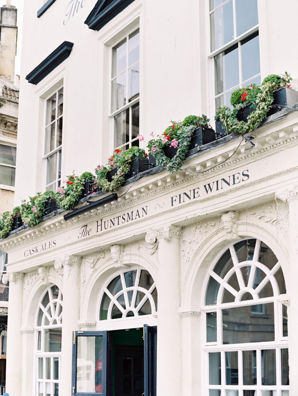 The Huntsman restaurant in Bath England, Cavin Elizabeth Photography