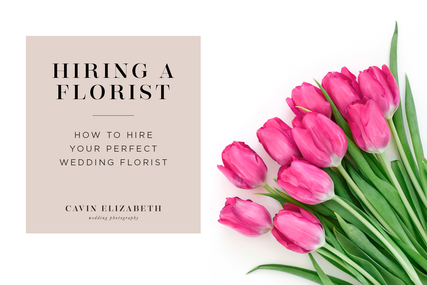 Florists Share Their Best Advice for Choosing Your Perfect Wedding Florist. How to choose a florist that's right for your vision.